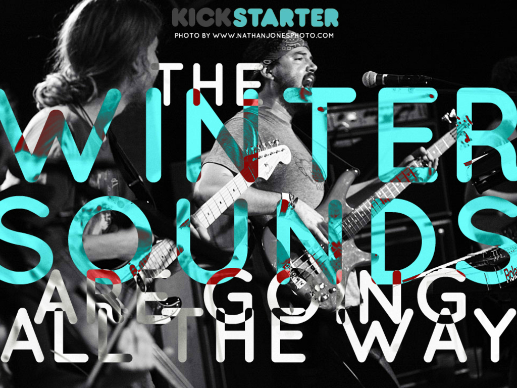 The Winter Sounds Are Going All The Way (8k for Runner)'s video poster