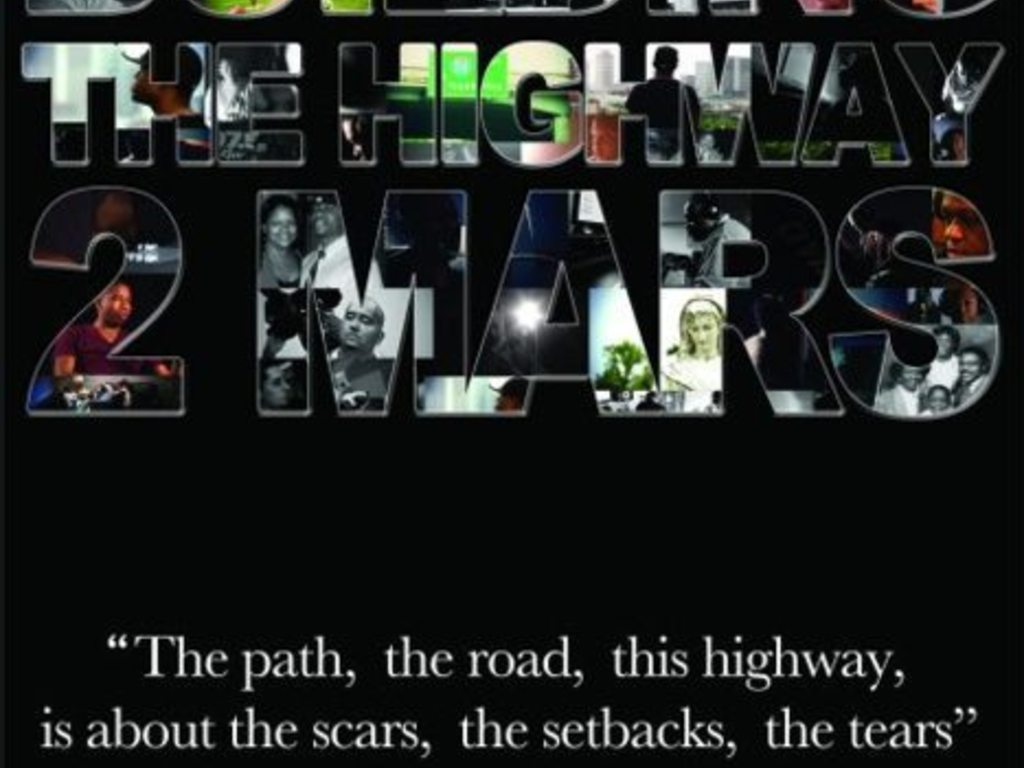 """Building The Highway 2 Mars"" Documentary's video poster"