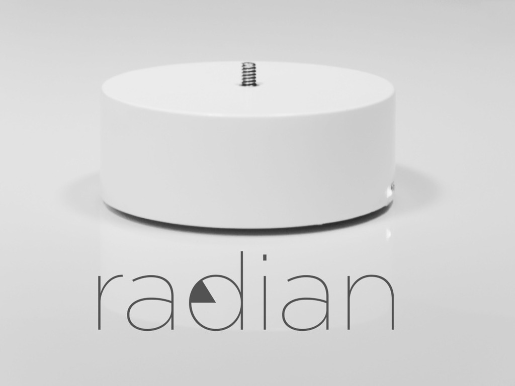 Radian: a motion time-lapse device for everyone.'s video poster