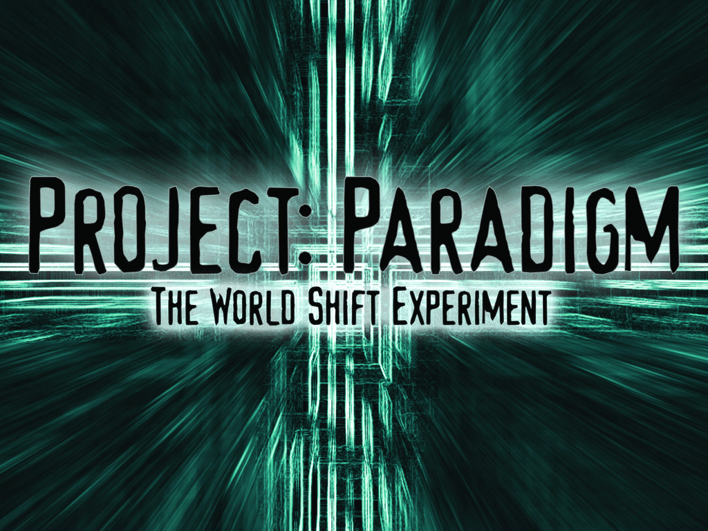 Project: Paradigm  The World Shift Experiment.'s video poster