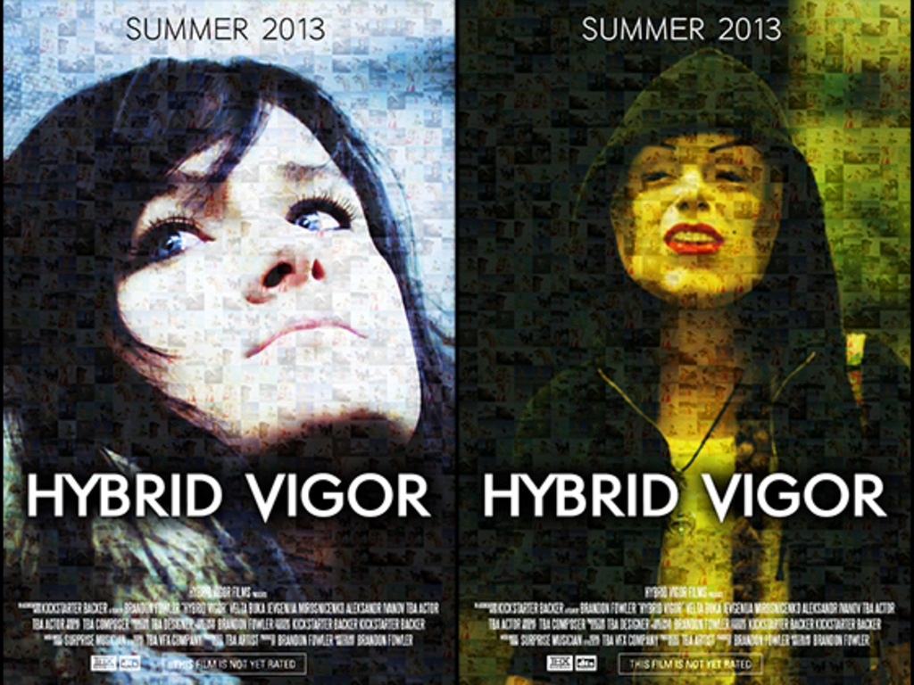 Hybrid Vigor - A feature film shot on location in Latvia.'s video poster