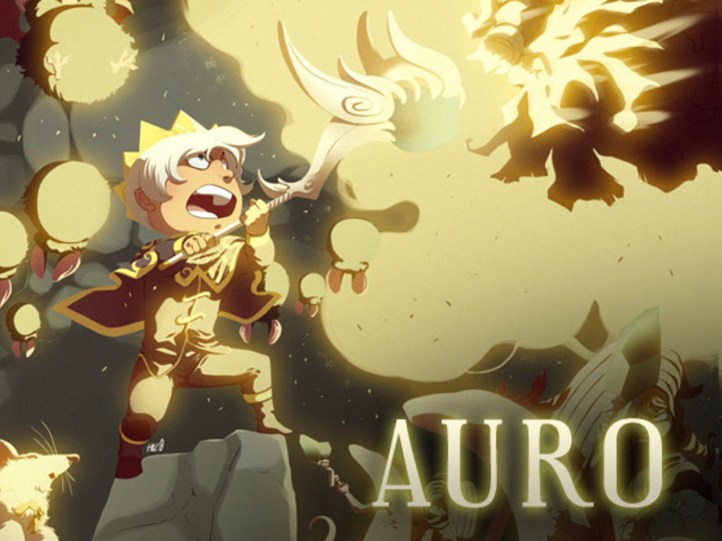 Auro: A turn-based, cross-platform tactics game's video poster