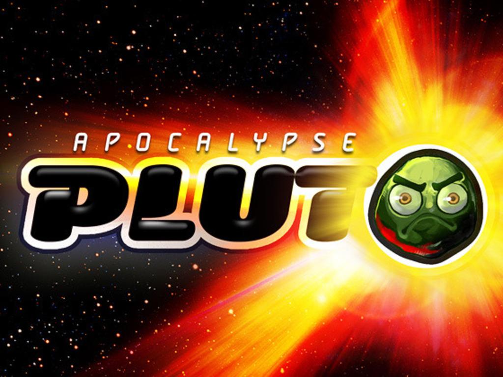 Apocalypse Pluto's video poster