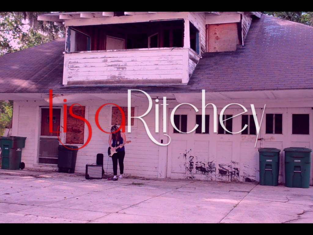 Lisa Ritchey's New EP- Become A Part of It!'s video poster