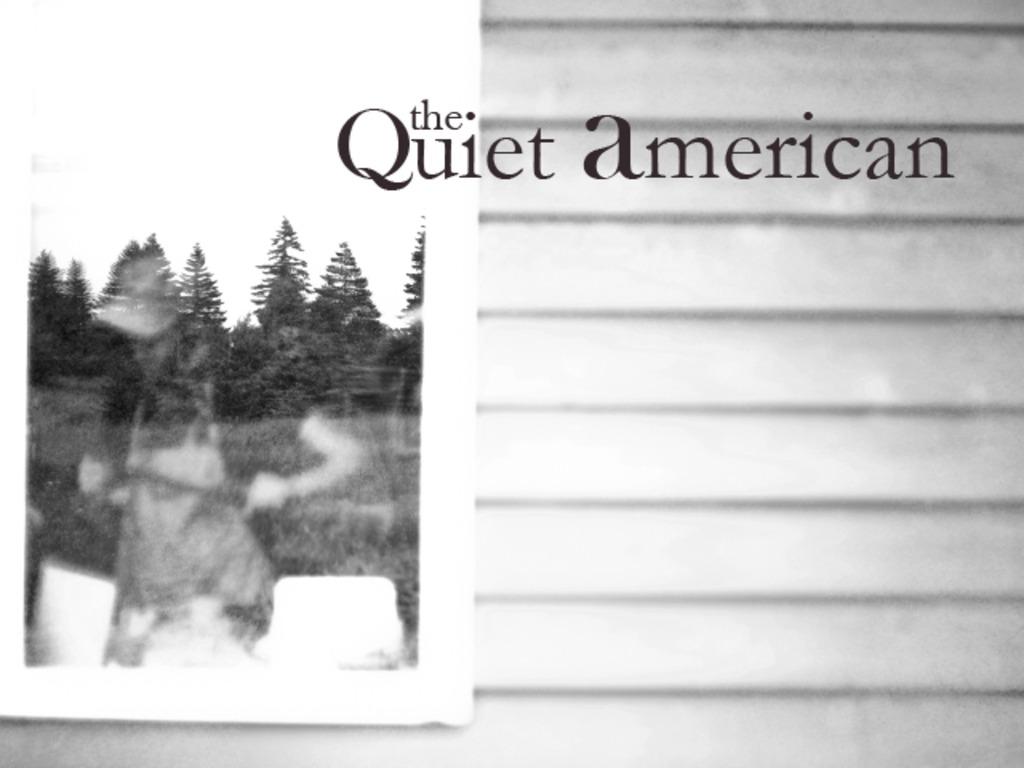 The Quiet American Vol III: Wild Bill Jones's video poster