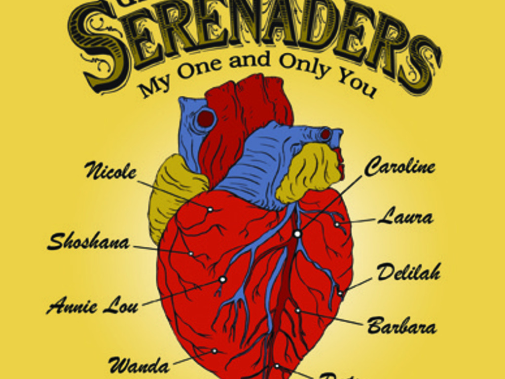 We Are the Serenaders!'s video poster