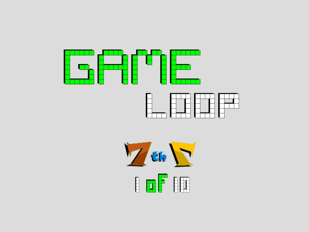 Game Loop Magazine's video poster