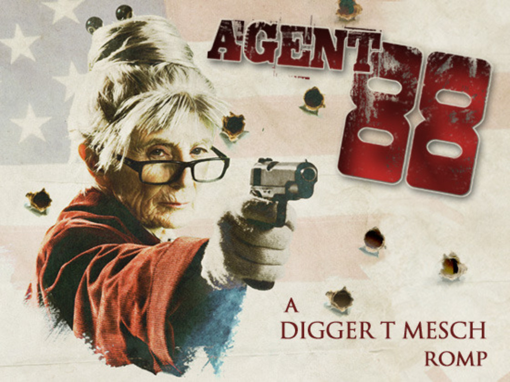 AGENT 88 - THE WEB SERIES's video poster