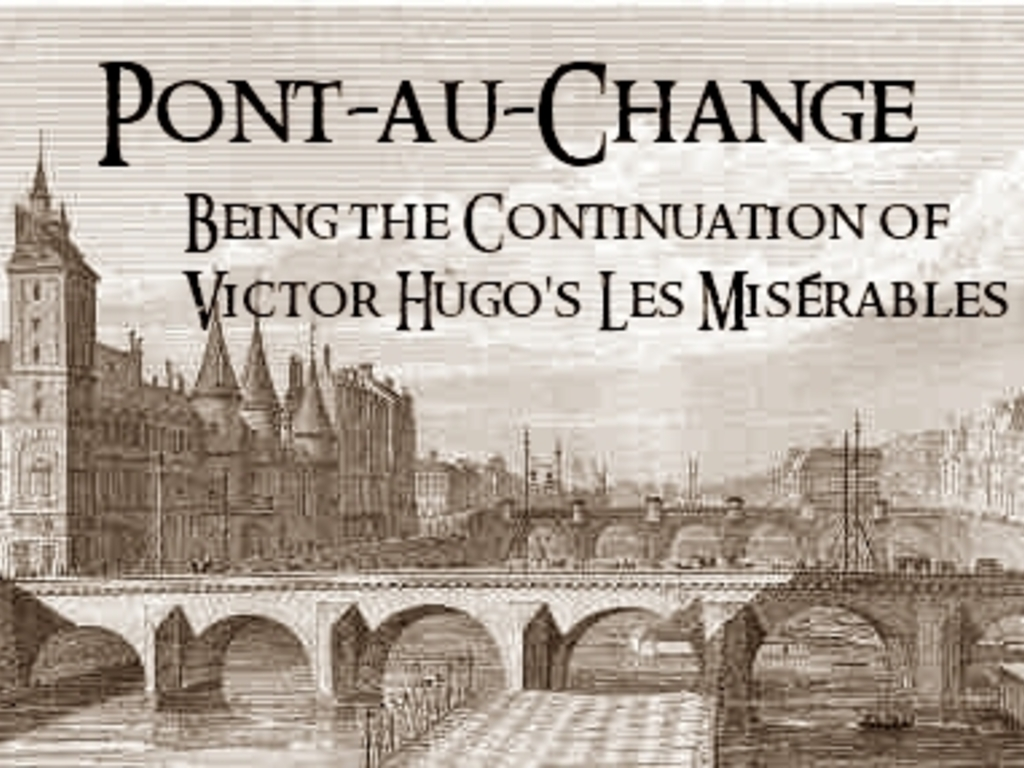 """Bring the """"Pont-au-Change"""" series Home (and back to print)!'s video poster"""