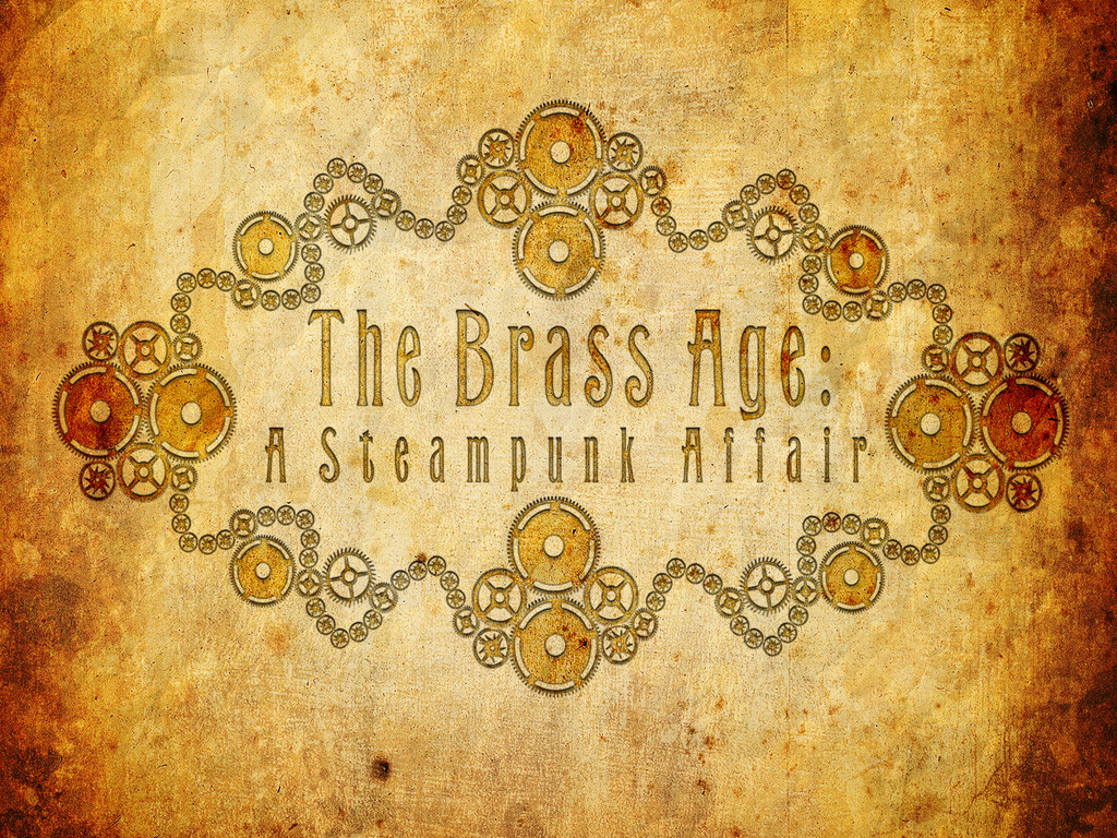 The Brass Age: A Steampunk Affair's video poster