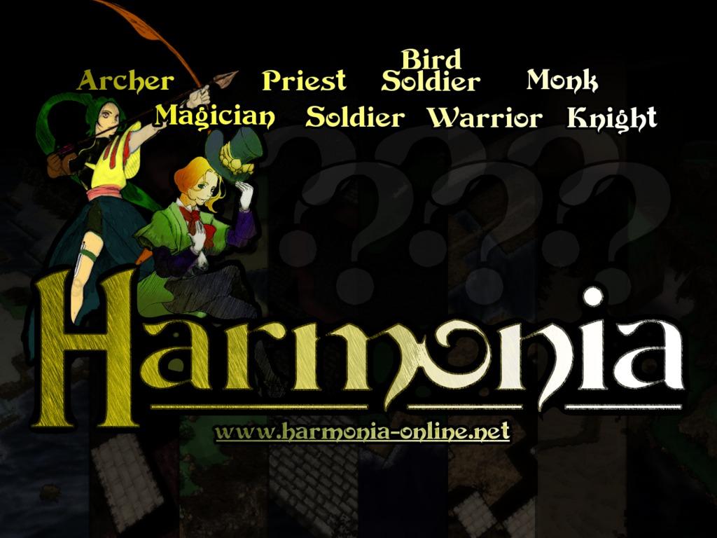 Harmonia's video poster