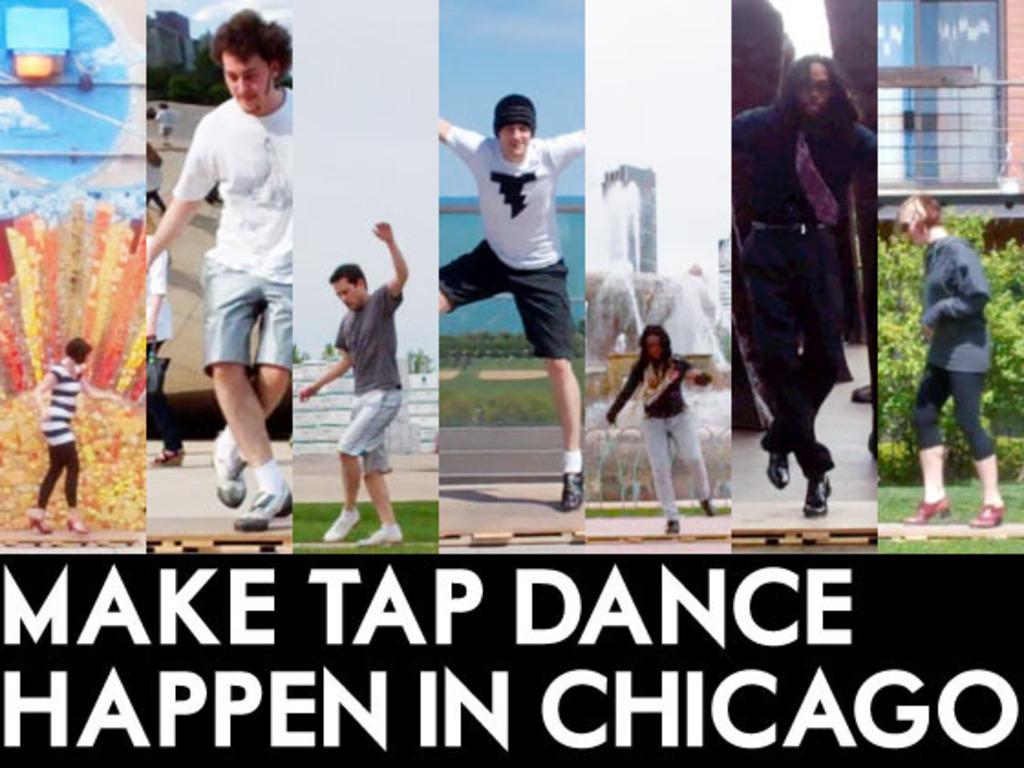 Sound + Resound: Make Tap Dance Happen's video poster