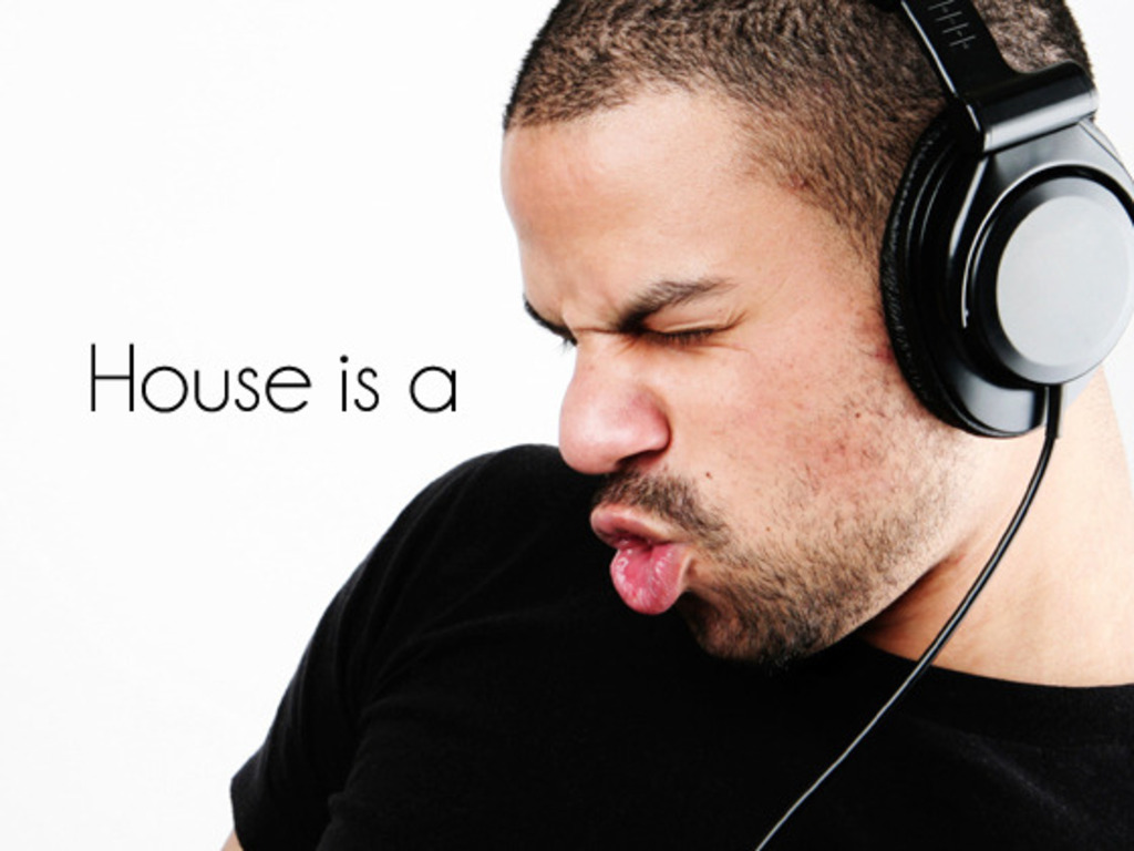 House is a Feeling - Show your love for house music!'s video poster