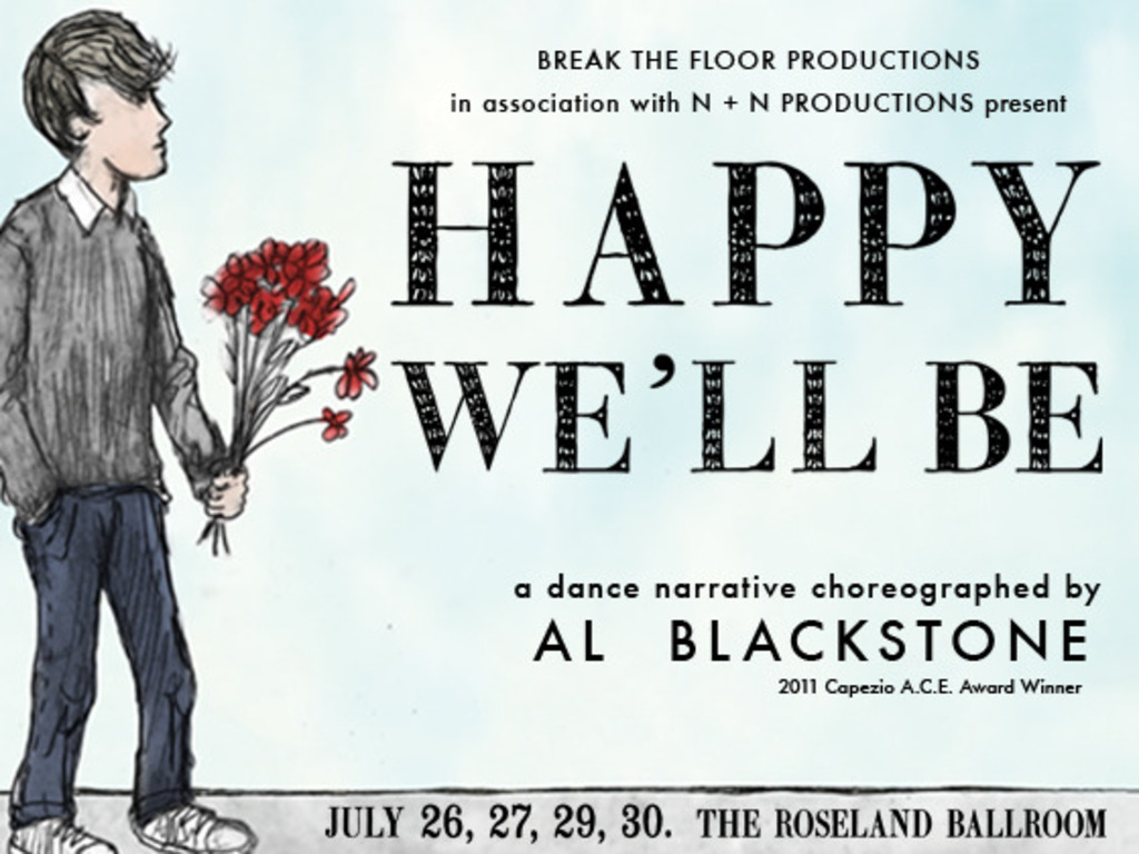 Happy We'll Be's video poster