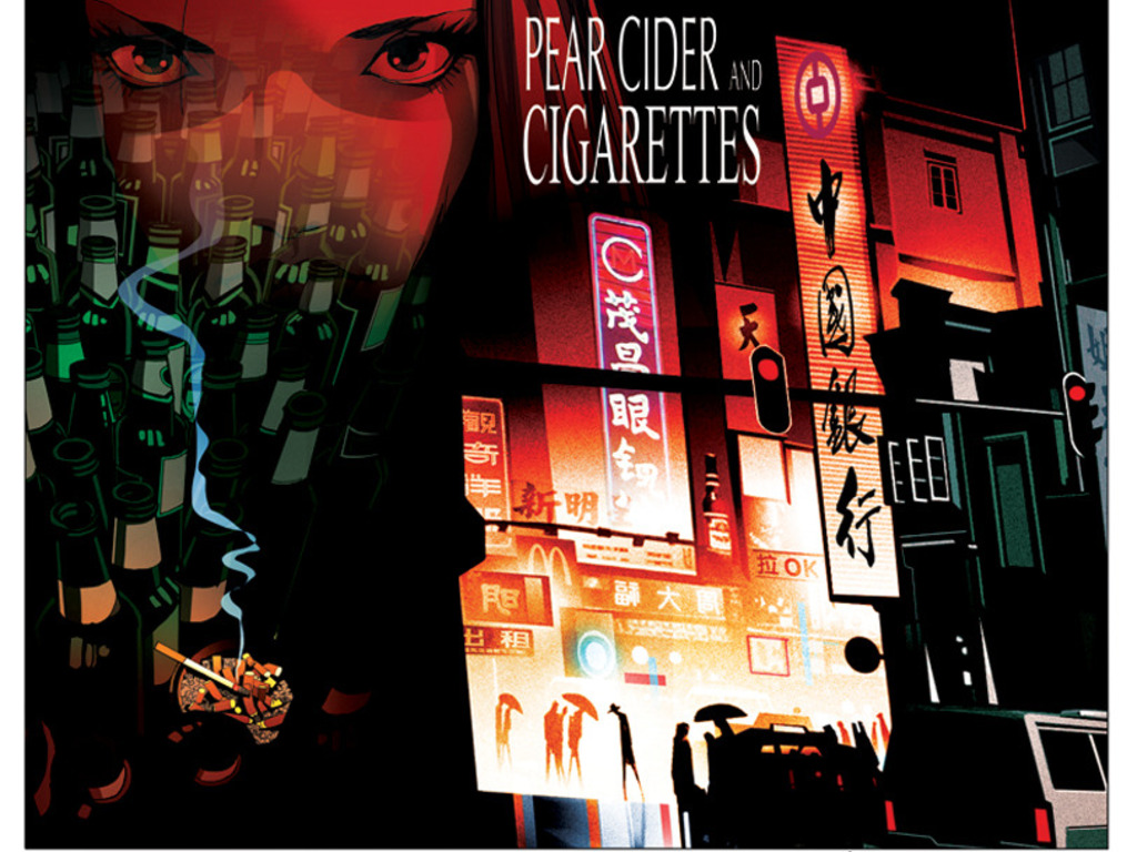 PEAR CIDER AND CIGARETTES's video poster