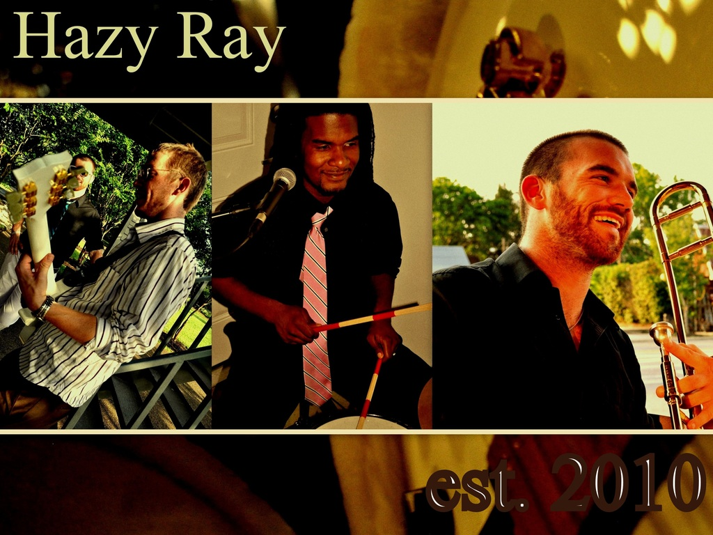 "Hazy Ray's ""Deep and Shallow""'s video poster"