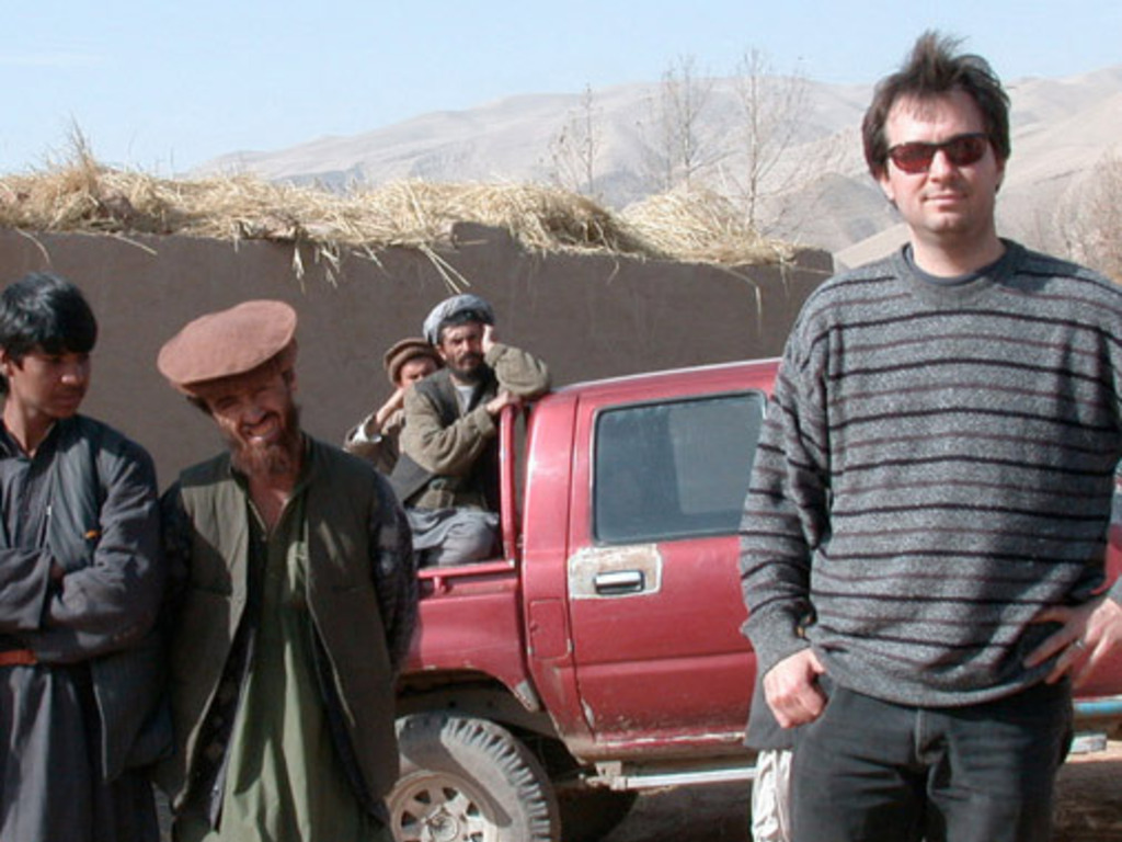 Comix Journalism: Send Ted Rall Back to Afghanistan to Get the Real Story's video poster