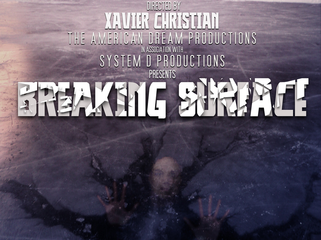 Breaking Surface, The Movie's video poster