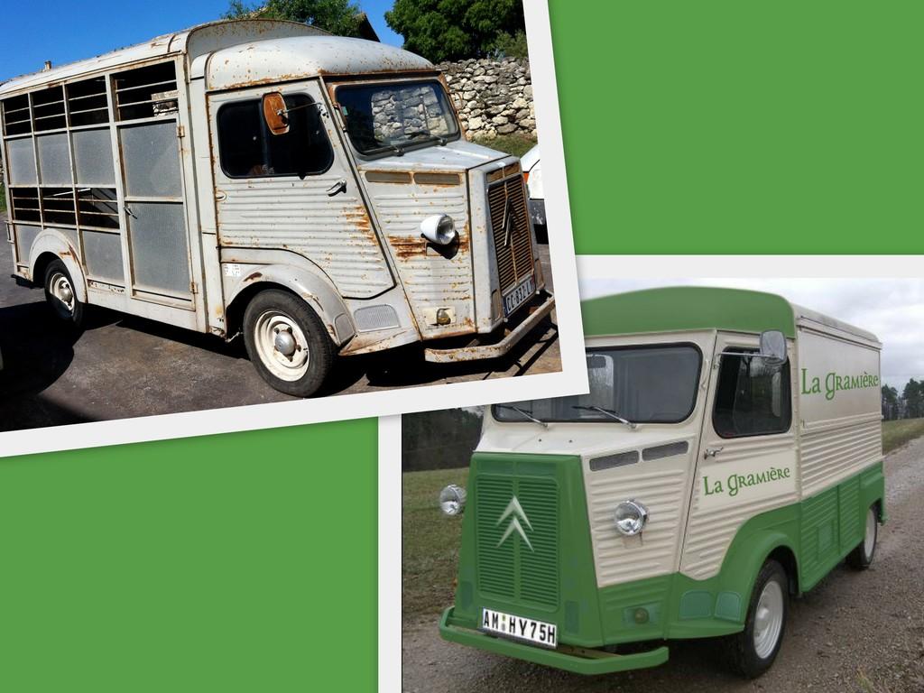 La Gramière's mobile wine tasting truck!'s video poster