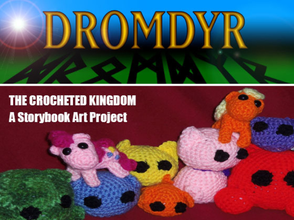 Crocheted Kingdom's video poster