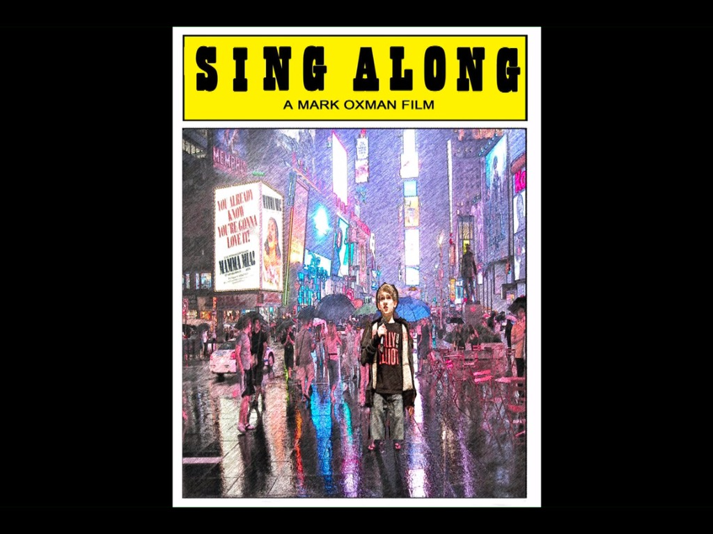 """SING ALONG"": A Short Film starring Broadway Actors's video poster"