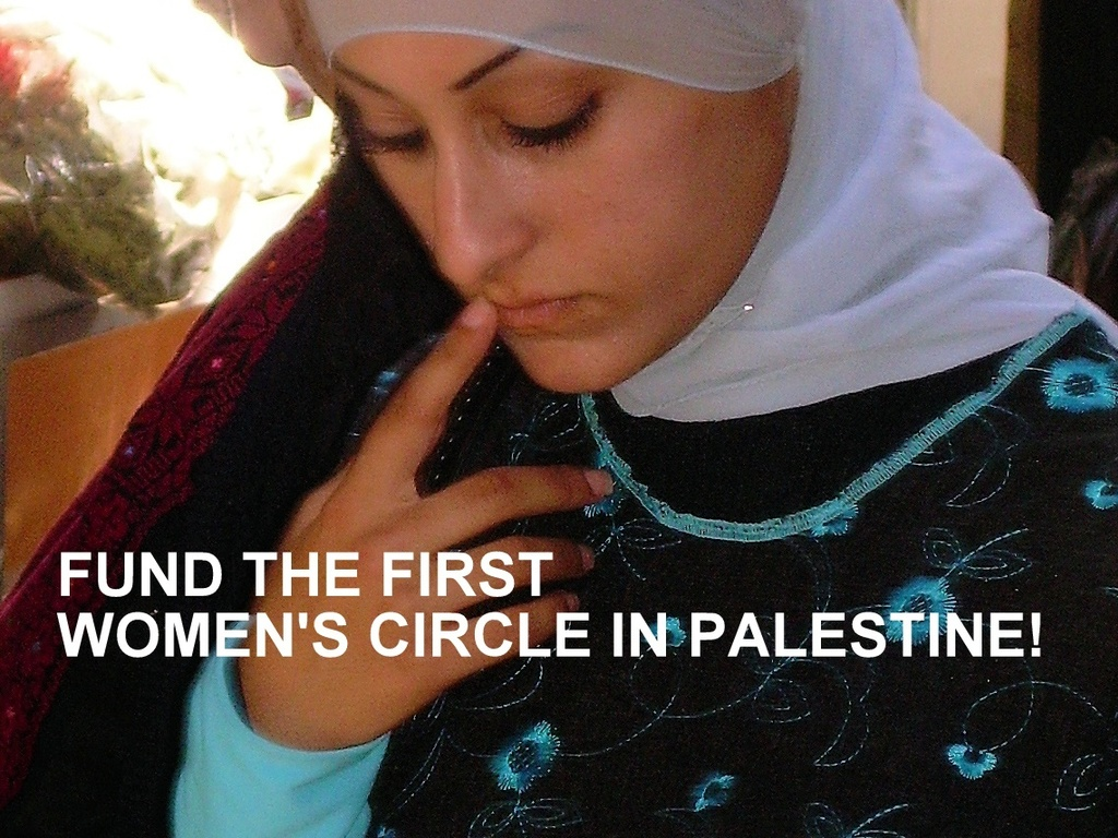 Fund the first Women's Circle in Palestine!'s video poster