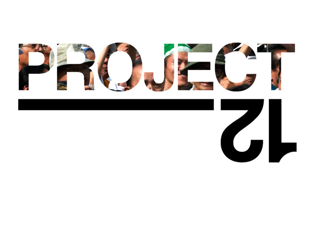 PROJECT 12's video poster