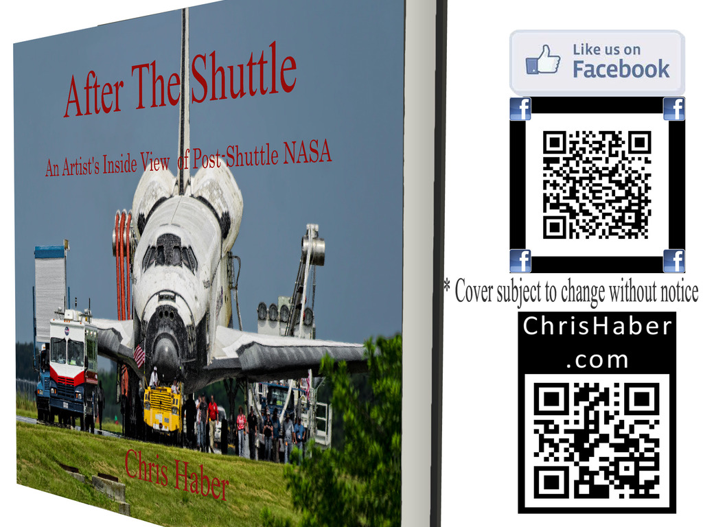 After The Shuttle(NASA Behind scenes photographic art book)'s video poster