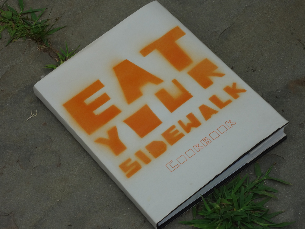 Eat Your Sidewalk -- The Cookbook's video poster