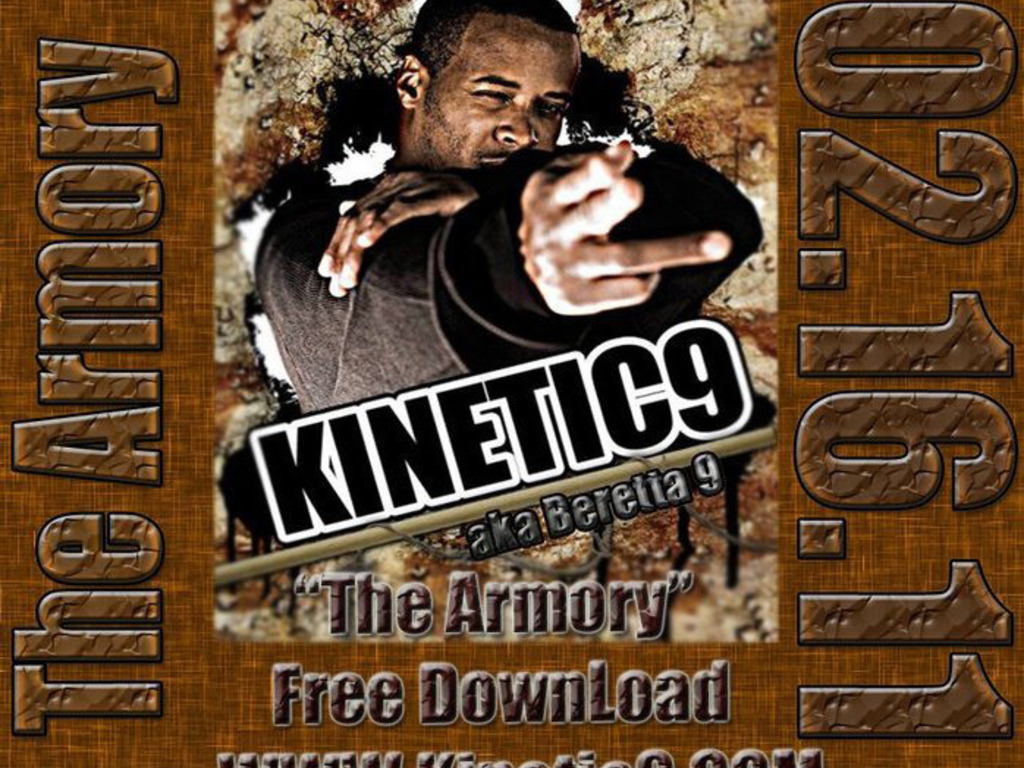 """Kinetic 9 Presents """"The Armory""""'s video poster"""