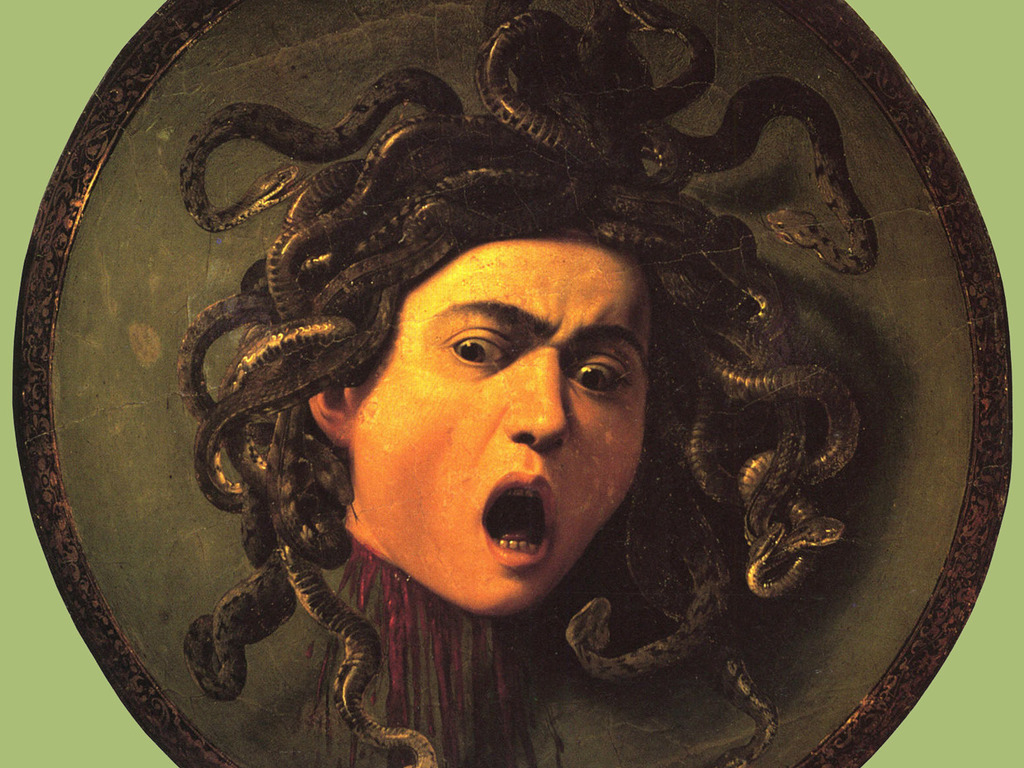 CARAVAGGIO – a Crime Story from Renaissance Italy's video poster