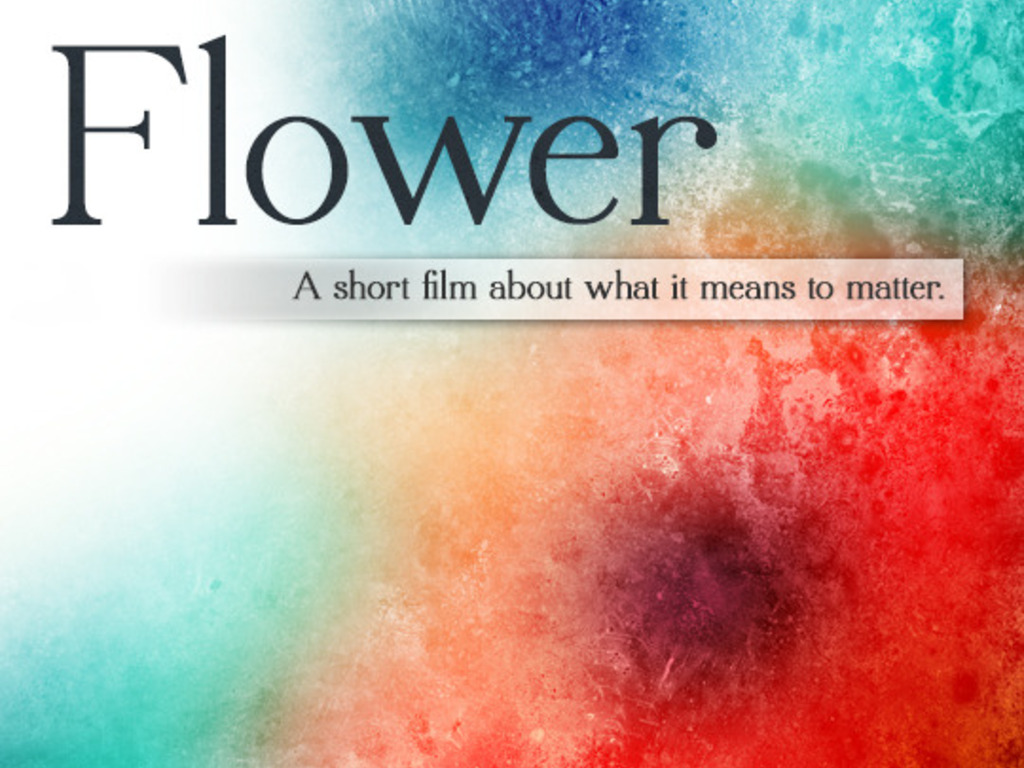 Flower, a short film about teen pregnancy & identity's video poster