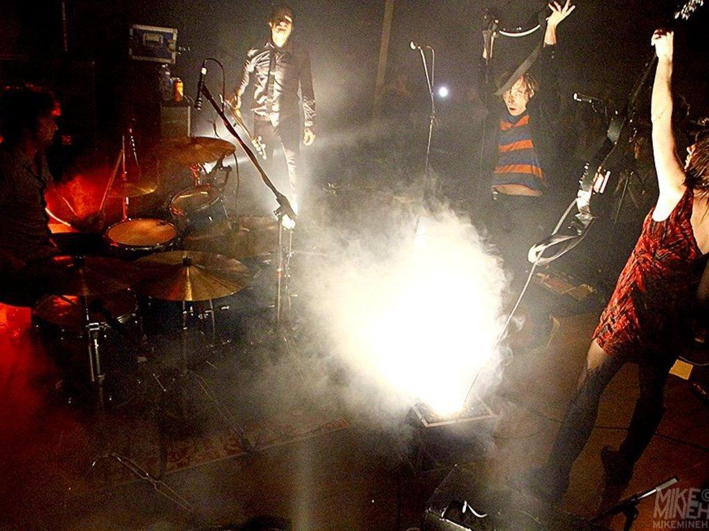 The Melismatics Make A Record 2012's video poster