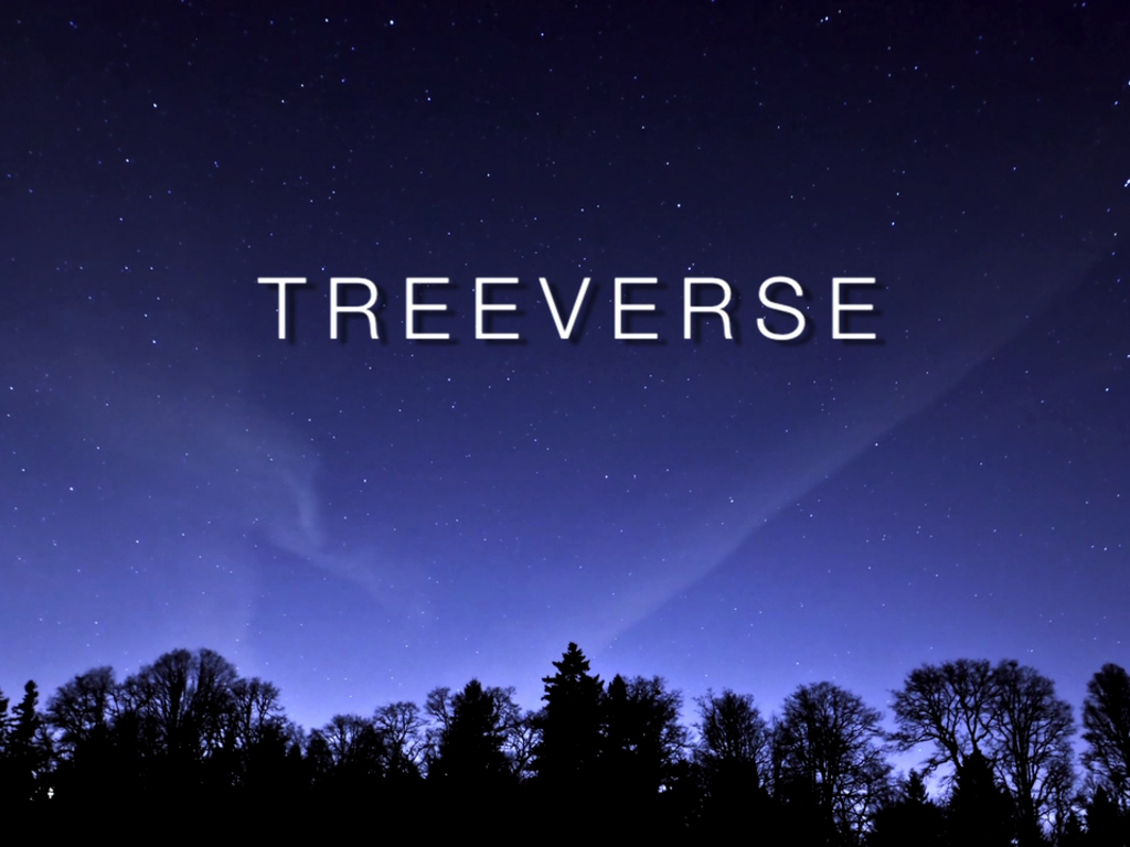Treeverse's video poster
