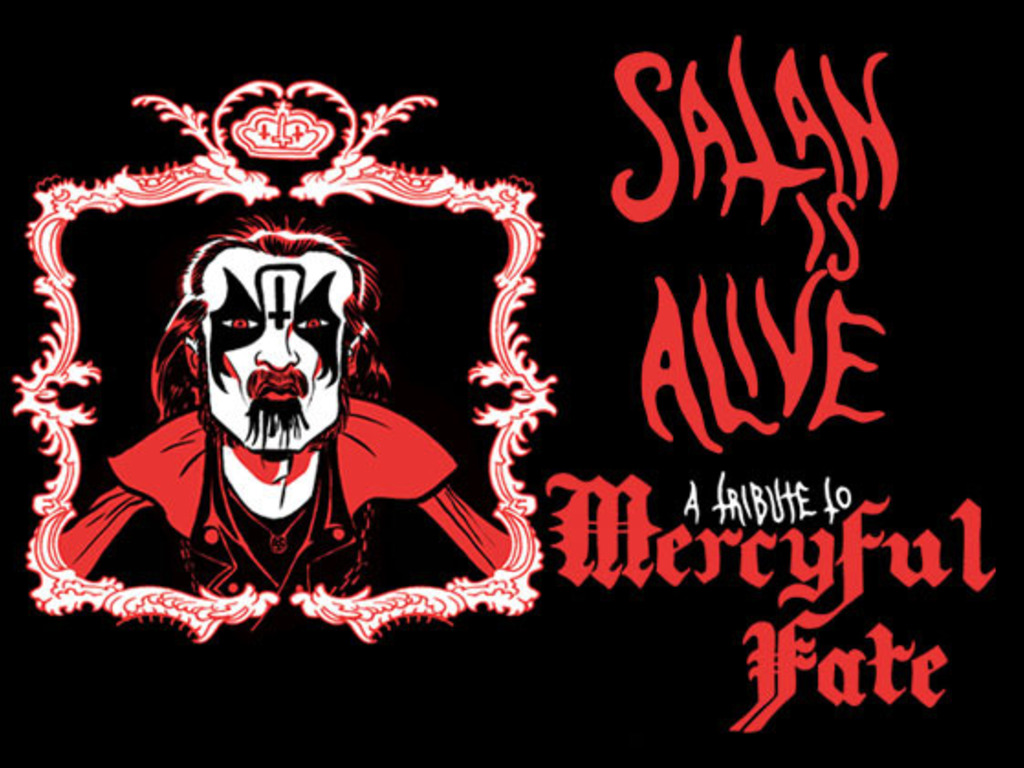 SATAN IS ALIVE! A Tribute to Mercyful Fate's video poster