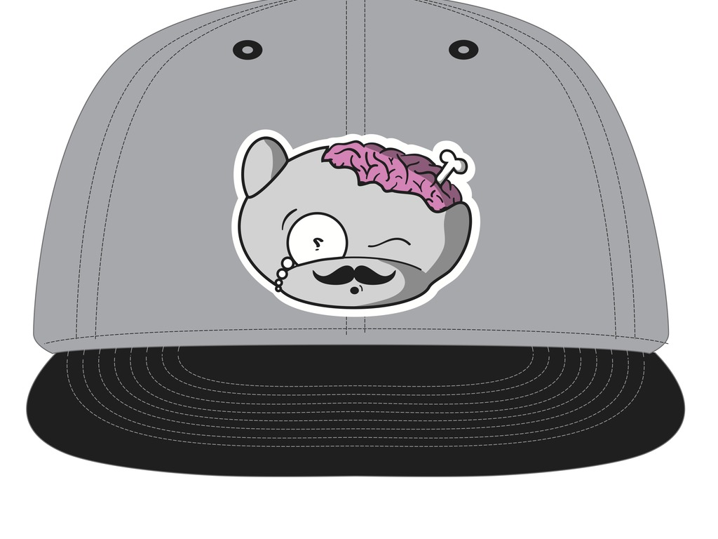 Anonymous Creations.com Ltd. Snapback Hat (100 to be made)'s video poster