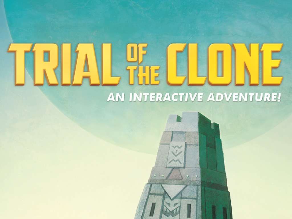 Trial of the Clone: A Choosable Path Gamebook by Zach Weiner's video poster