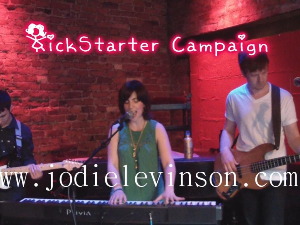 Jodie Levinson's Rockin' EP 2012's video poster