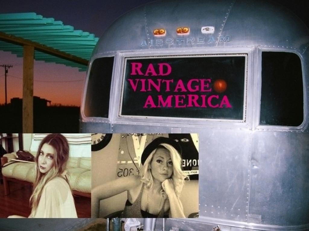 RAD VINTAGE AMERICA's video poster