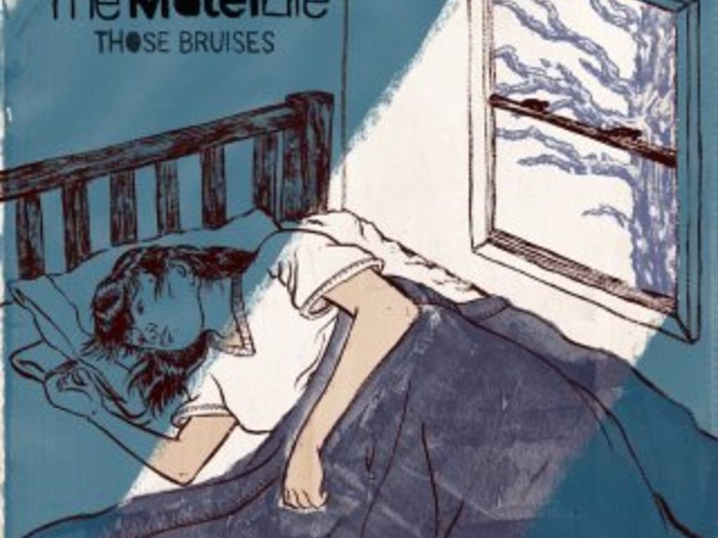 "The Motel Life's New EP, ""Those Bruises""'s video poster"