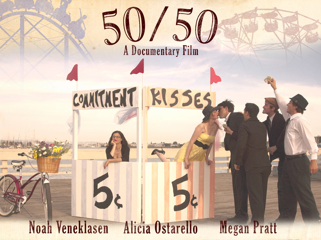 50/50: A Dating Documentary's video poster