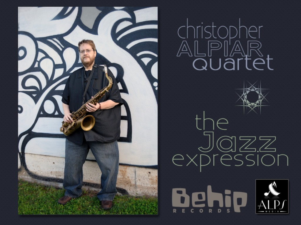 "Christopher Alpiar Quartet ""The Jazz Expression"" CD Release's video poster"