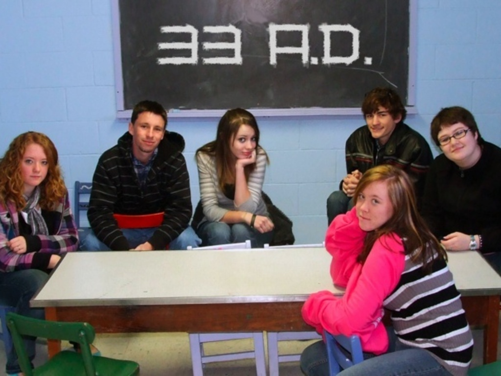 Join 33 A.D in Creating Their Debut CD's video poster