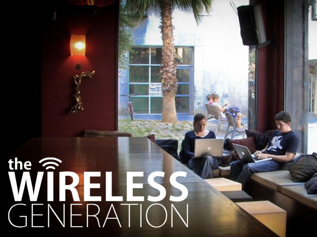 The Wireless Generation's video poster