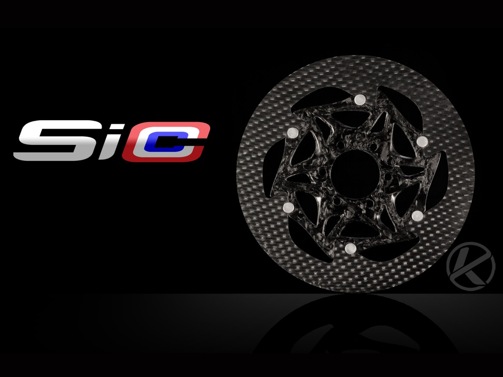 SiCCC Bicycle Brake Rotor: Silicon Carbide-Ceramic-Carbon's video poster