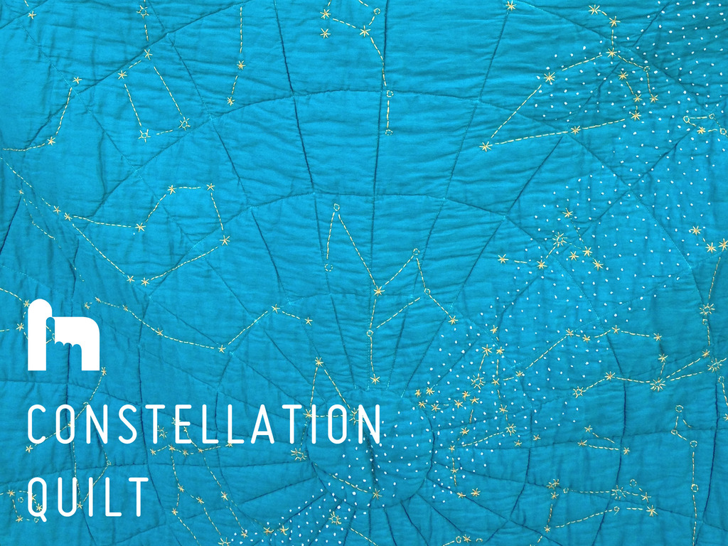Constellation Quilt's video poster