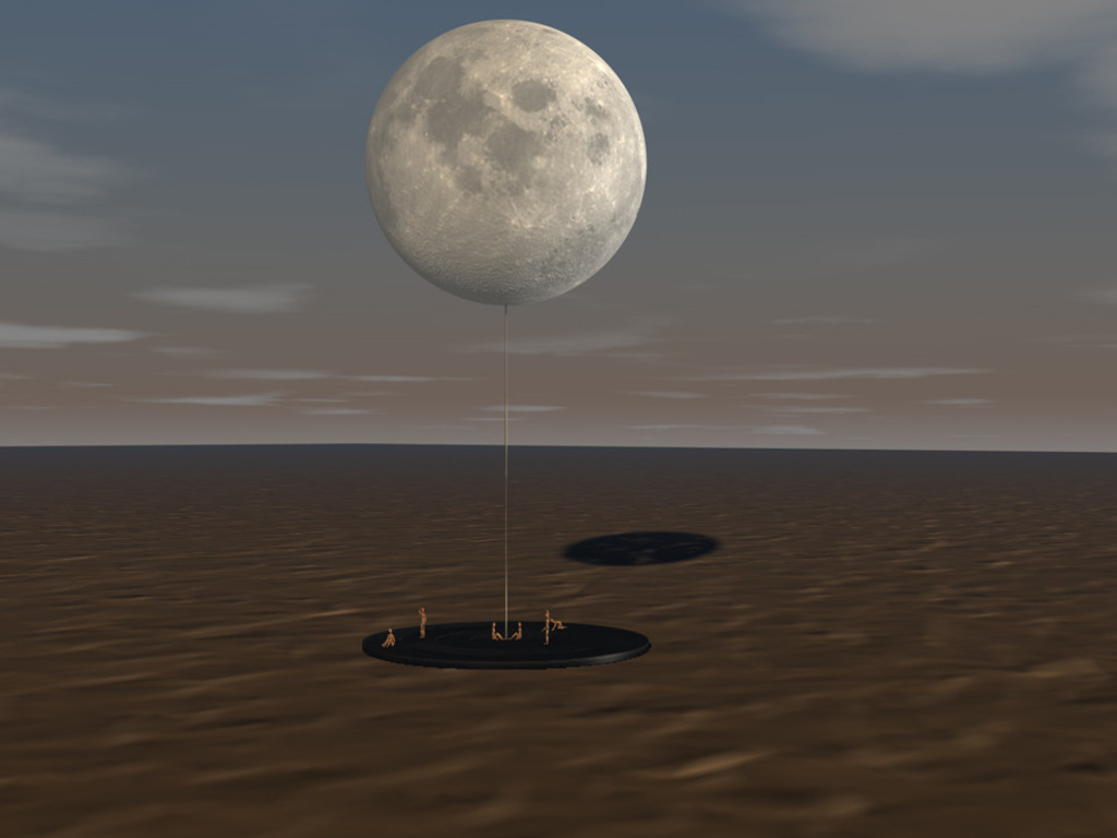 Lune and Tide, Burning Man 2012 - Honorarium Project.'s video poster