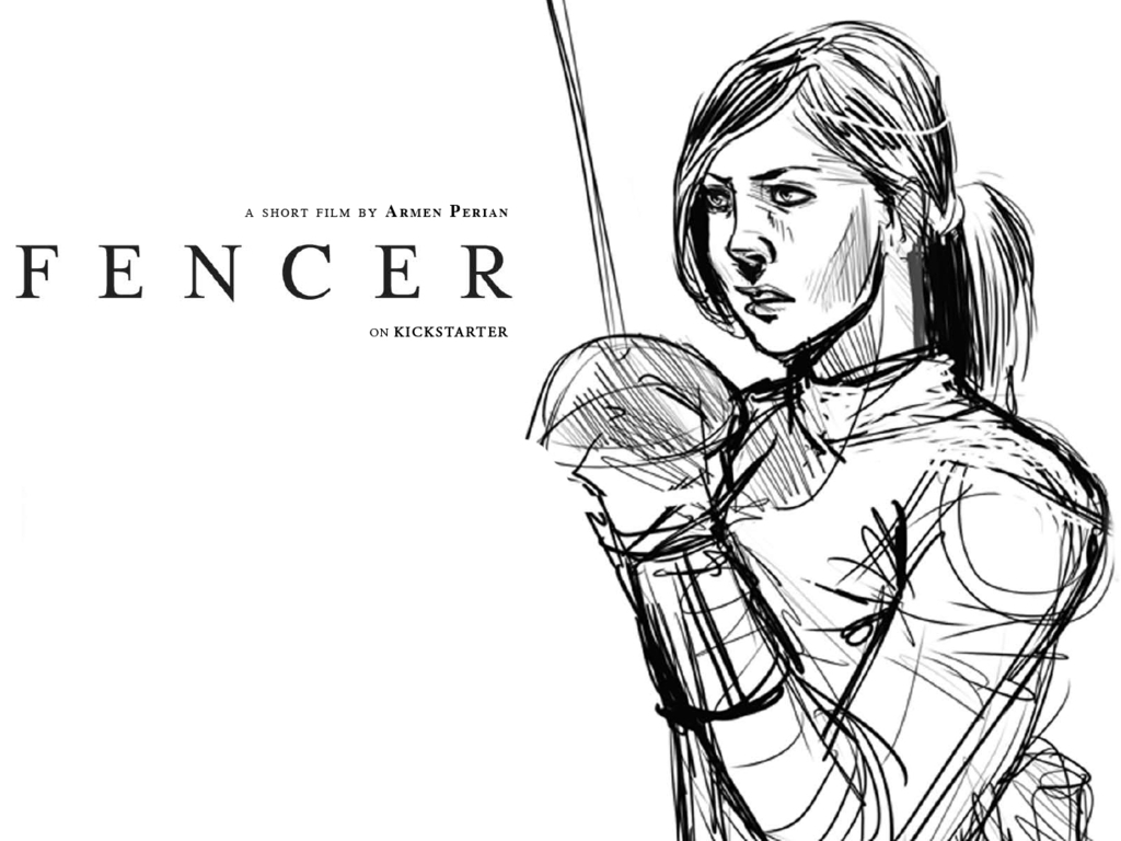 FENCER's video poster