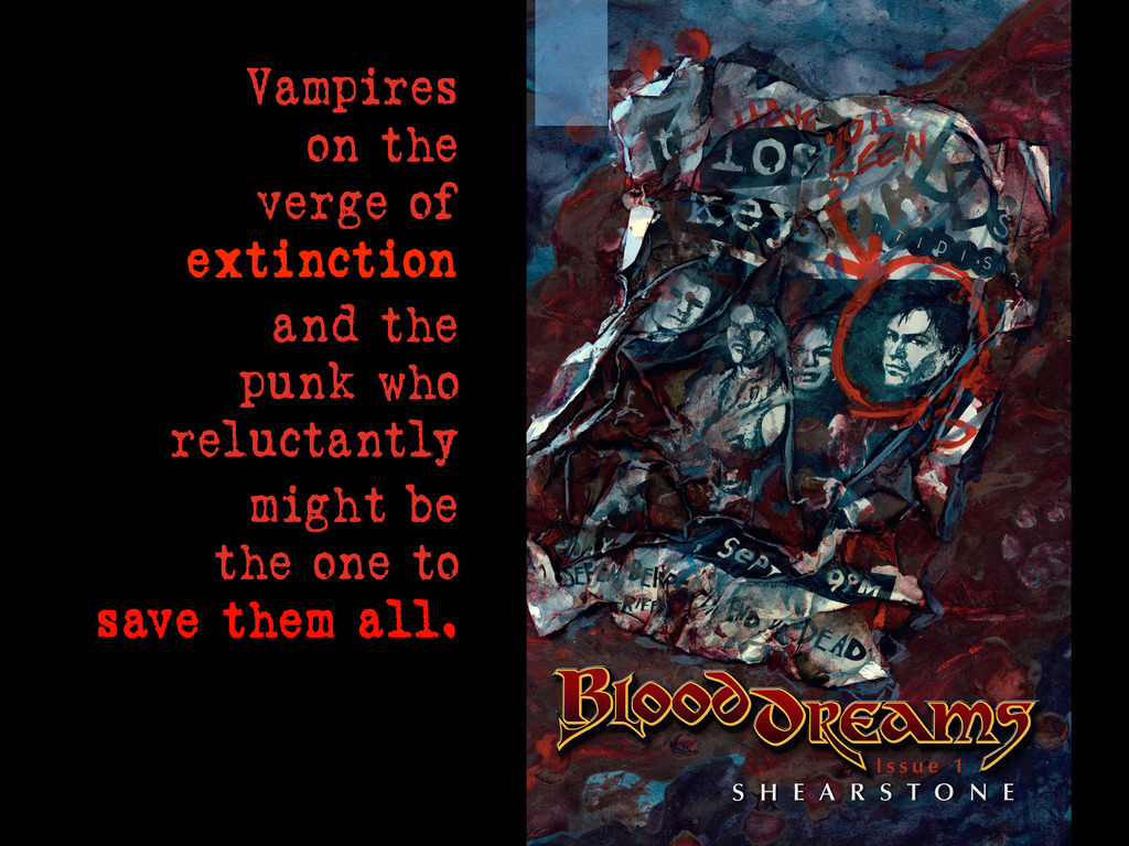 BloodDreams's video poster