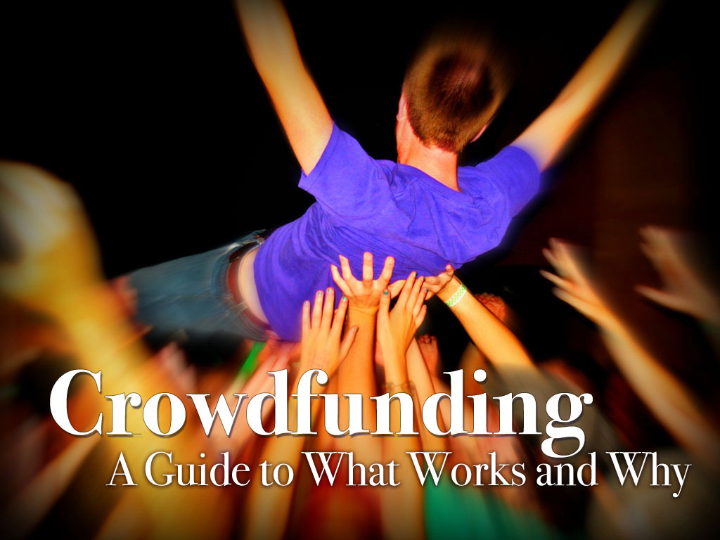 Crowdfunding: a Guide to What Works and Why (Canceled)'s video poster